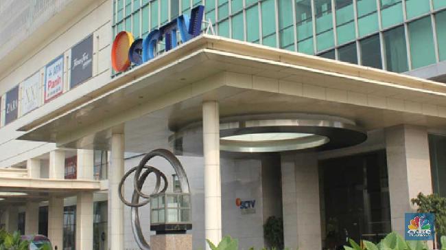 SCMA Saham Menukik, Induk SCTV & Indosiar Buyback Saham Rp 1,3 T