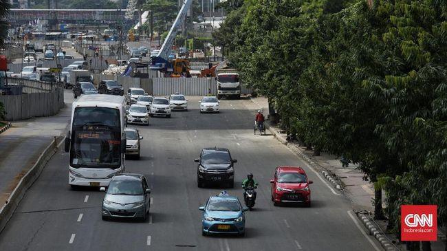 Dishub DKI Akui Kemacetan di Jalan Thamrin Meningkat
