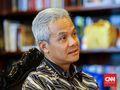 Ganjar Siap Pertahankan Jateng sebagai 'Kandang Banteng'