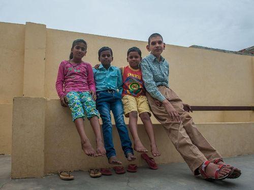 Disebut Berkat Genetik, Bocah India Punya Tinggi 198 Cm di Usia 8 Tahun
