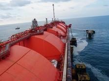 Pertamina Ekspor LNG ke Pakistan dan Bangladesh