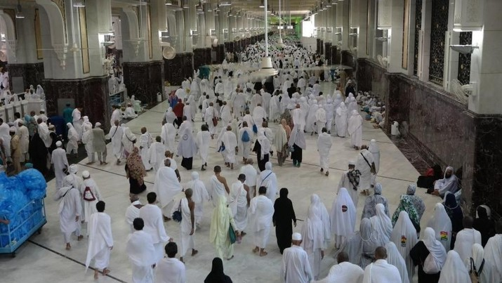 Mengintip Dana Haji Ratusan Triliun Masyarakat Indonesia