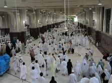 Saudi Arabian Airlines Berangkatkan 98.000 Jemaah Haji RI