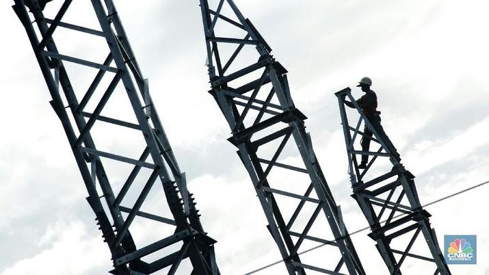 Kementerian Energi dan Sumber Daya Mineral (ESDM) mencatat kenaikan biaya pokok produksi pembangkit listrik di 2017 menjadi Rp 1.025/Kwh.