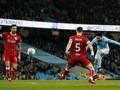 FOTO: Manchester City Kesulitan di Semifinal Piala Liga