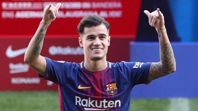 Pochettino: Wajar Bila Coutinho Hijrah ke Barcelona