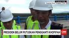Jokowi Belum Putuskan Pengganti Khofifah