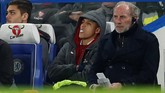 Manajer Arsenal Arsene Wenger tidak memainkan gelandang serang Alexis Sanchez sebagai starter. Sanchez belakangan dikabarkan akan hengkang ke Manchester City. (Reuters/John Sibley)