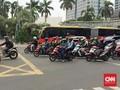 Motor Lewat Thamrin Dinilai Hambat Program ERP