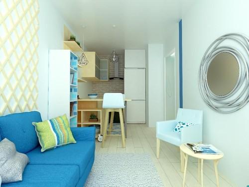 7 Tips Menata Apartemen Sempit agar Terasa Lebih Luas