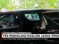VIDEO: Dua Pasangan Cagub/Cawagub Jatim Jalani Tes Psikologi