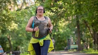 Kisah Alex Brown, Perempuan yang Selalu Lapar