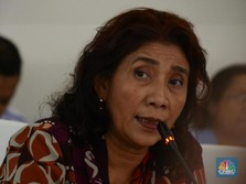 Menteri Susi: Masa Peralihan, Cantrang Hanya Di Pantura Saja