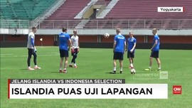 VIDEO: Jelang Indonesia Selection vs Islandia