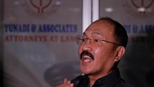 Fredrich Yunadi Ajukan Praperadilan ke PN Jaksel, Besok