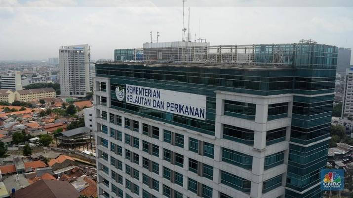 Gedung Kementerian Kelautan dan Perikanan