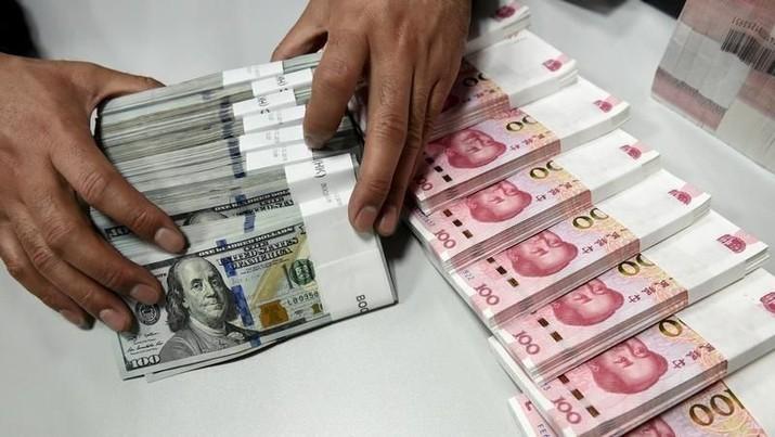 Rencana China kurangi pembelian obligasi AS bisa berdampak buruk pada pasar bond Indonesia