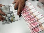 Rupiah di Posisi Terlemah Lawan Yuan Sejak 2015