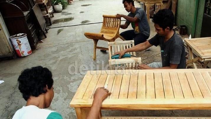Banyak Perusahaan Asing Pindah, Ekspor Mebel Indonesia Anjlok