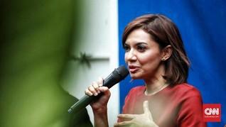 Najwa Shihab 'Sindir' Gelar Sarjana Hukum Syahrini