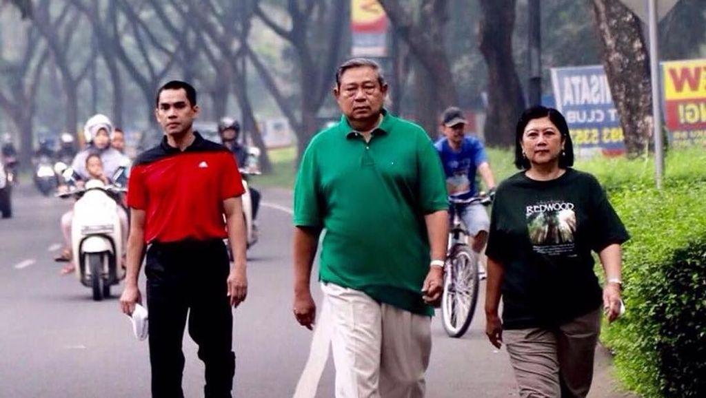 Foto: Intip Gaya Hidup Sehat Ala Istri Pejabat Indonesia Hingga Dunia