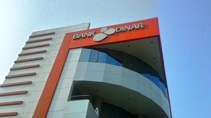 OJK Belum Terbitkan Izin Merger Bank Dinar, Kenapa?