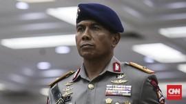 'Rudy Gajah' Dimutasi dari Kursi Komandan Brimob