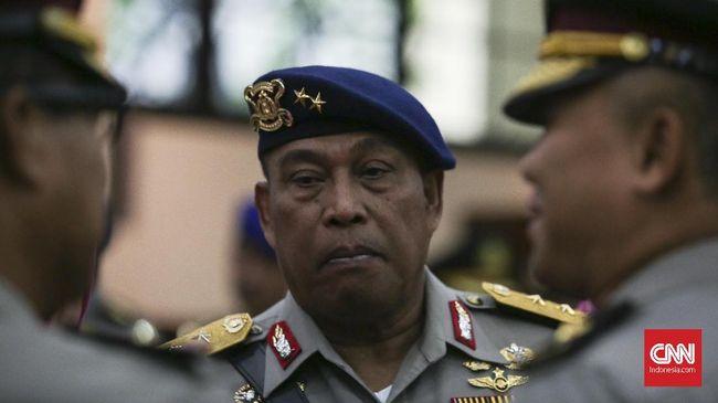 Jokowi Lantik Eks Dankor Brimob Jadi Gubernur Maluku 24 April