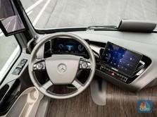 Fokus Kendaraan Komersial, Mercedes Merger Dua Anak Usaha