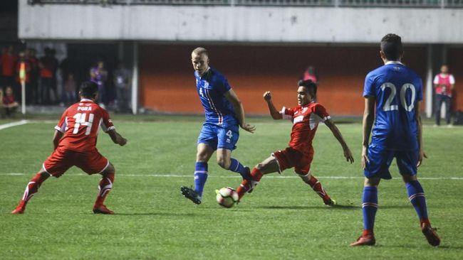 Pelatih Timnas Islandia Ingin Jokowi Menikmati Pertandingan