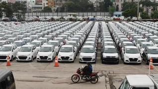 Pemerintah Bujuk Hyundai Investasi Sedan di Indonesia
