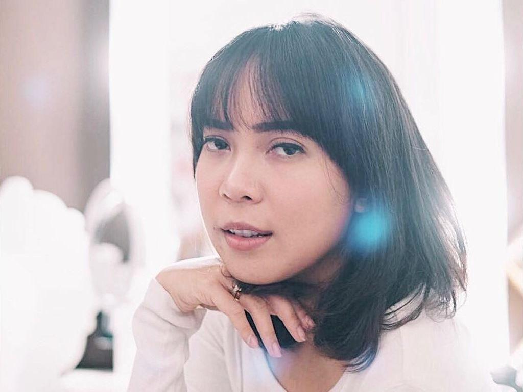 8 Artis Indonesia dengan Potongan Long Bob Sesuai Tren Rambut 2018