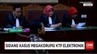 Sidang Kesaksian Terdakwa Setya Novanto menghadirkan 4 Saksi