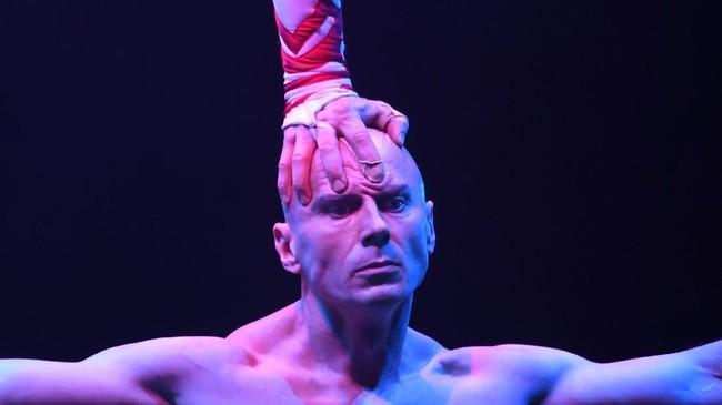 Dalam sejarah, sirkus diyakini pertama kali dimulai pada abad ke-14 di Inggris.(AFP PHOTO / Attila KISBENEDEK)