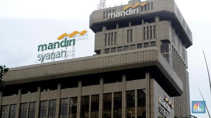 Laba Bank Syariah Mandiri 2017 Capai Rp 365 miliar, Naik 12%