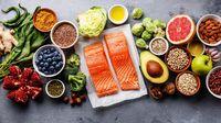 12 makanan alami penurun kolesterol jahat rh cnnindonesia com