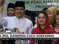 VIDEO: Gus Ipul Gandeng Cucu Sukarno di Jawa Timur