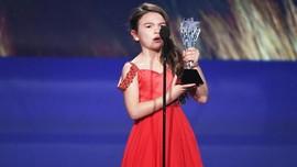 Menang Critics' Choice Awards, Aktris Cilik Traktir Es Krim