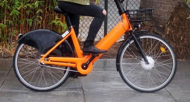 Foto: Sepeda Listrik Ini Bisa Tempuh 80 Km Sekali Colok