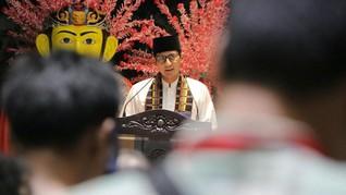 Sandiaga Prioritaskan Beras Petani Banten Ketimbang Impor
