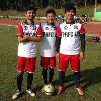 Tidak bakal terlupakan, si ceria Kipli ternyata gemar bermain sepakbola dan kini tengah menimba ilmu sebagai salah satu mahasiswa di Universitas Indonesia. (Foto: Instagram/sakurtahg)