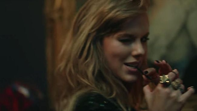 Taylor Swift, Ed Sheeran, Future Asyik Pesta di 'End Game'