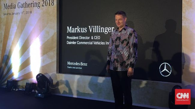 Strategi Baru Mercedes-Benz di Indonesia