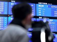 Bursa Hong Kong Akhiri Perdagangan Sesi I dengan Penguatan