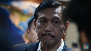 Sosok yang Dikirim Jokowi Temui Prabowo: Luhut Pandjaitan