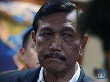 Tol Trans Jawa Mahal Picu Truk ke Pantura, Luhut: Gak Apa-apa