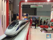 Wamen BUMN 'Ramal' Kereta Cepat JKT-BDG Tuntas Awal 2023