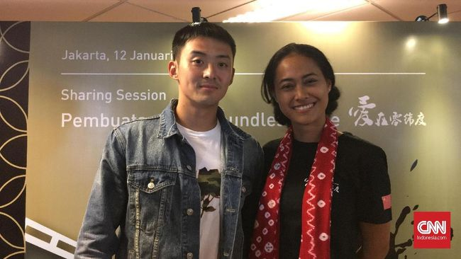 'Boundless Love,' Bentuk Kolaborasi Perfilman Indonesia-China
