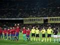 FOTO: Barcelona Pesta Gol ke gawang Celta Vigo