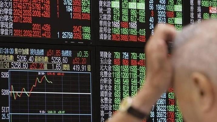 Koreksi bursa Jepang, salah satunya dipicu oleh penurunan saham perusahaan teknologi Alps 1,8%.